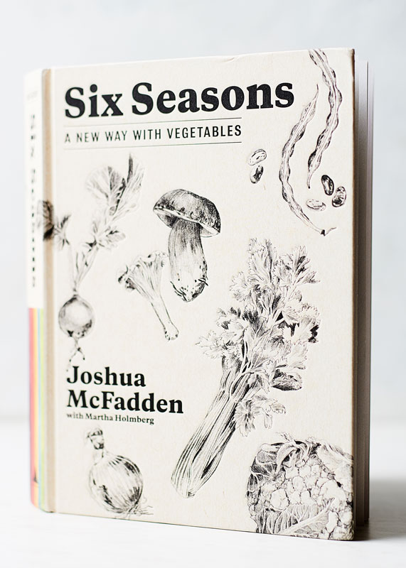 Proud to be featured in Chef Joshua McFadden's Best Selling cookbook